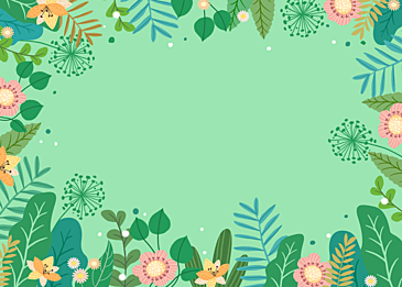 green outdoor wild flower camellia flower