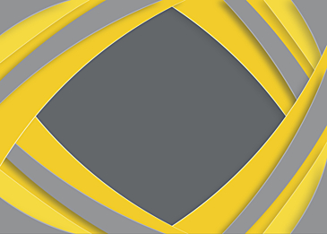 abstract gray yellow geometric background