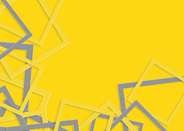 annual color yellow geometric background