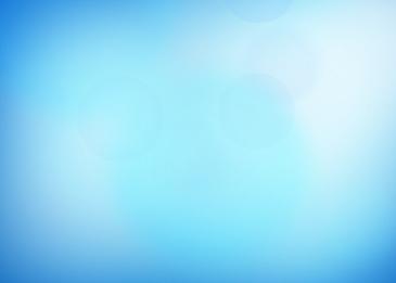 blue glow light effect blur background