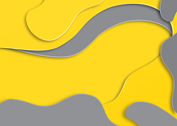 geometric yellow abstract annual color background