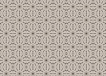 islamic arabesque pattern on brown background