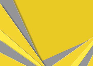 yellow abstract annual color gray background
