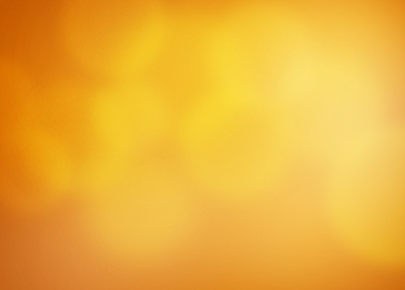 yellow glow halo light effect blur background