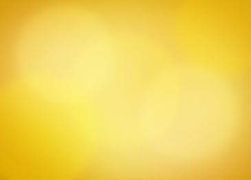 yellow glow light effect blur background