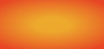 gradient minimalist background orange