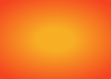 orange gradient minimalistic background