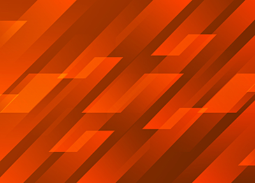 red gradient abstract geometric background