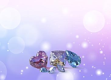 beautiful purple diamond background