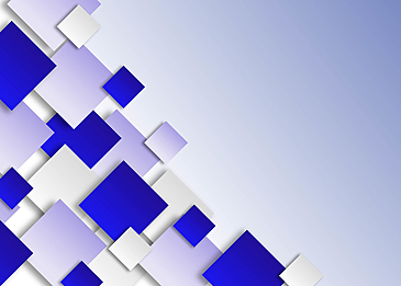business background blue white square shadow