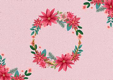 flower flower material flower border background