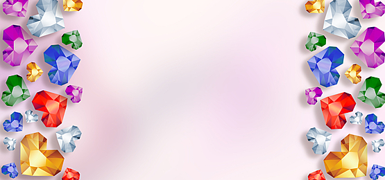 multicolored shiny diamond background
