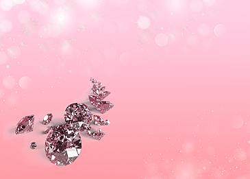 pink fantasy diamond background