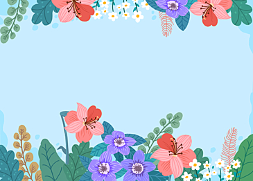 spring wild flowers flowers