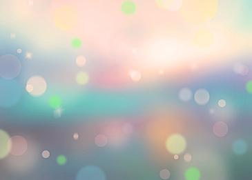 abstract summer polka dot light effect background