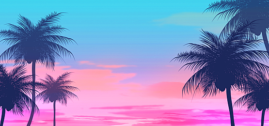 beautiful sky summer abstract silhouette