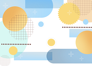 blue gradient geometric wallpaper background