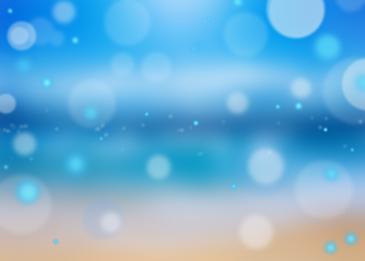 blue summer spot light spot background