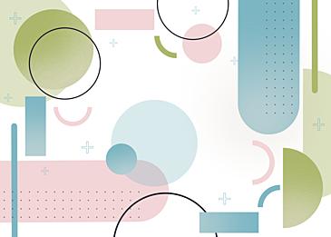 green blue gradient geometric wallpaper background