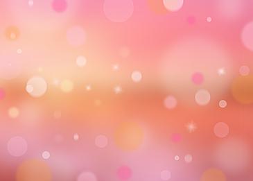 orange summer polka dot light effect background