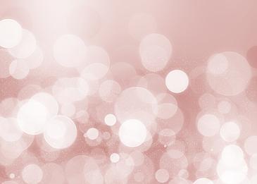 rose gold glitter round halo