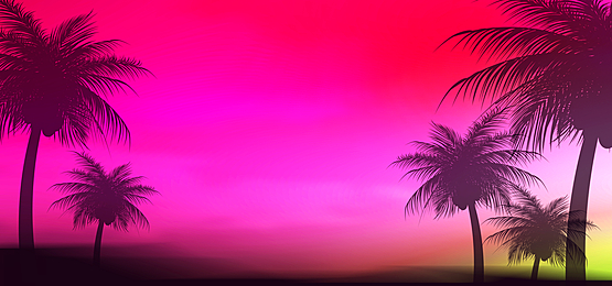 rose red night sky summer abstract silhouette
