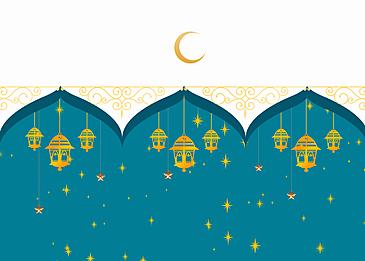 simple eid mubarak ramadan background