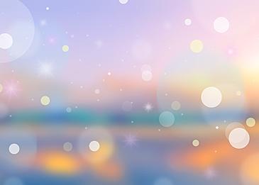 summer abstract dot light effect background