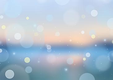 summer light spot light spot abstract background