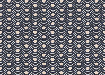 texture blue japanese retro