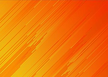 business lines background orange
