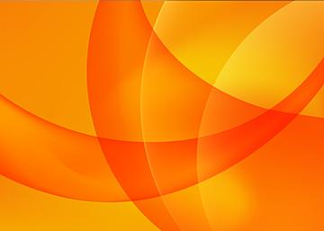 line business orange background