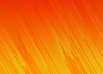 orange business line background