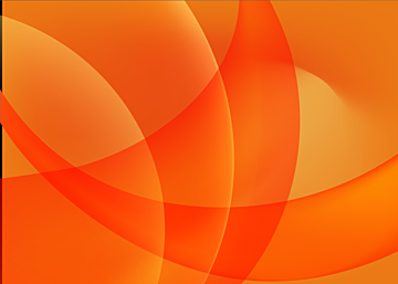 orange line background business