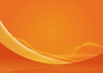 orange line business background