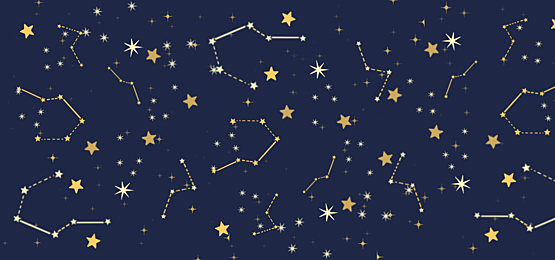 cute stars tile background