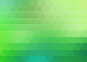 abstract geometric green gradient background