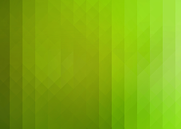 abstract triangle geometric gradient green background