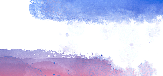 blue and purple brush abstract watercolor background