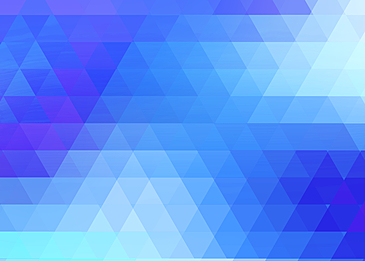 blue geometric abstract gradient background