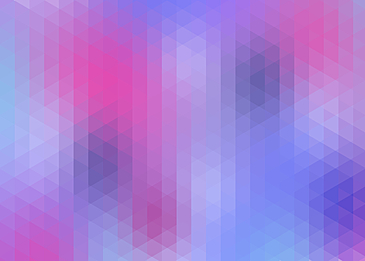 color abstract geometric gradient background