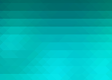 cyan abstract geometric gradient background