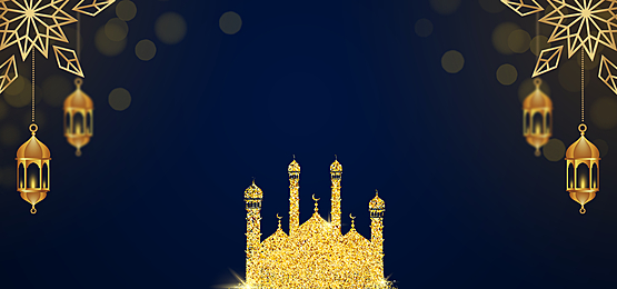 eid al fitr lantern temple celebration decoration