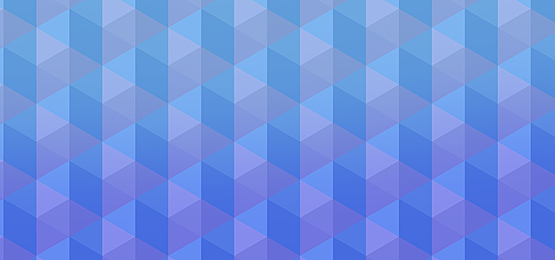 geometric abstract blue gradient background