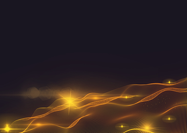 gradient color abstract light particle background