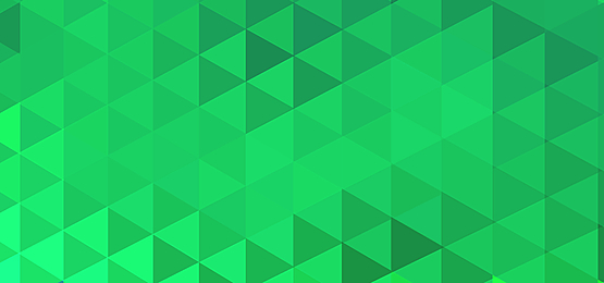 green abstract geometric gradient background