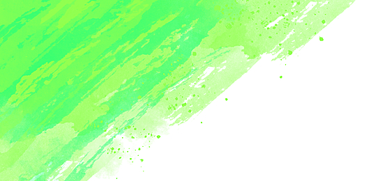 green splash ink brush abstract watercolor background