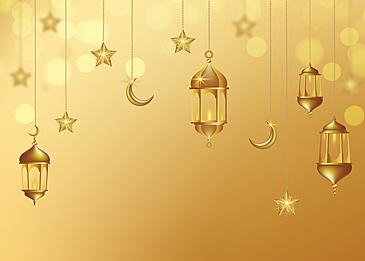 light and shadow dot eid mubarak star and moon pendant