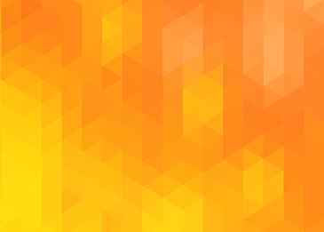 orange yellow abstract geometric gradient background