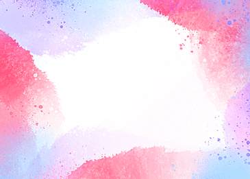 pink purple watercolor abstract background